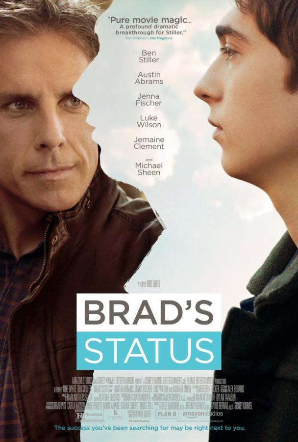 In his latest role as Brad Sloan, Ben Stillers character compares his present to the glory days of college.