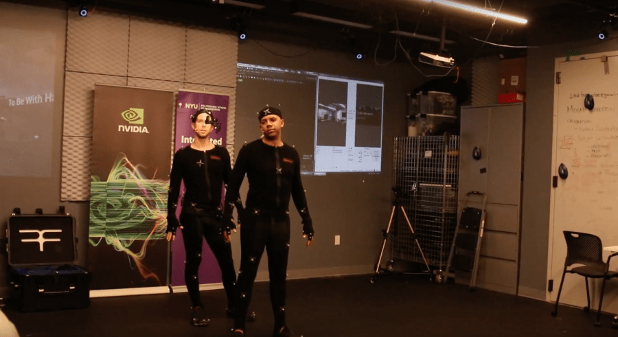 Virtual Reality in NYU's Media and Games Network