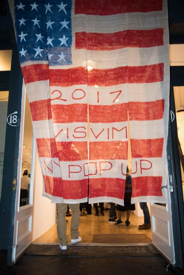 Visvim Fall 2018 Pop Up