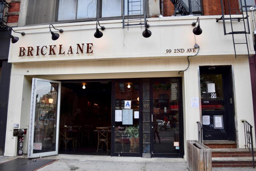 Brick Lane Curry House, located on a block of Sixth Street, differentiates itself with a bit more flash and an English-Indian menu and  has one of the spiciest curry in the world.