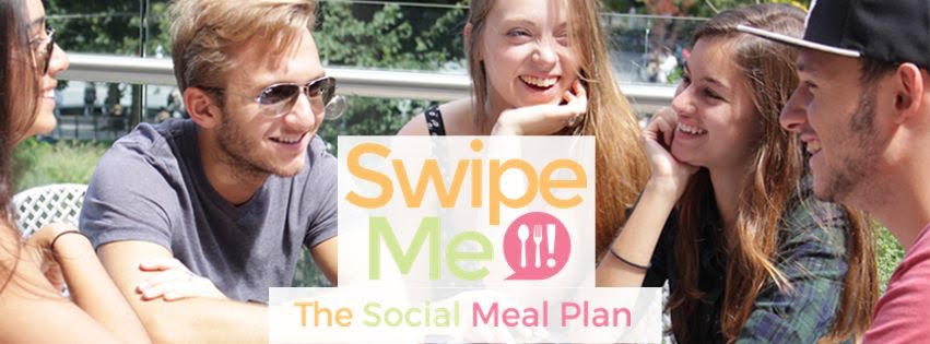 Swipe Me is a mobile app that matches students with students who have extra meal swipes.