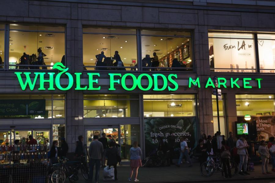 Since Amazon bought Whole Foods on Aug. 28, prices have significantly lowered. If you're a student with an Amazon Prime membership you may be in luck for future changes to come.