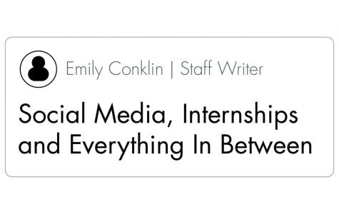 Social Media, Internships and Everything In Between