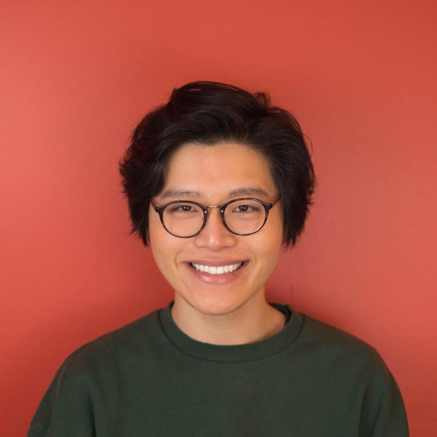 Beauty and Style Editor Thomas Chou