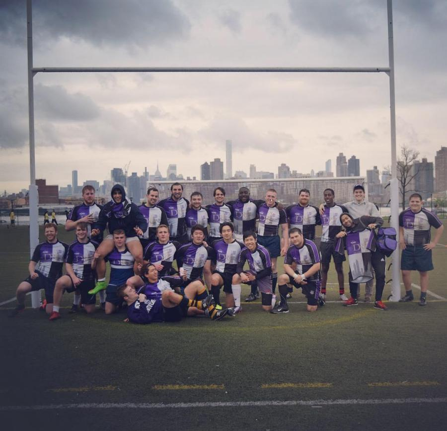 The+NYU+Stern+Rugby+team+for+Spring+2017.
