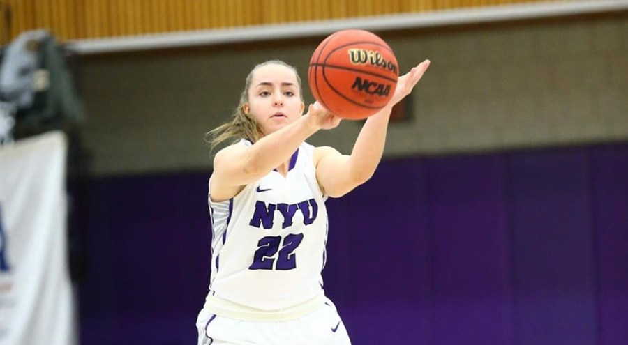 SPS freshman Catherine Gould scored seven points in 13 minutes for the women's basketball team on Feb. 4 in a match against Case Western University.