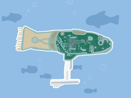 Tandon Makes Strides in Robotics, Creates Realistic Zebrafish