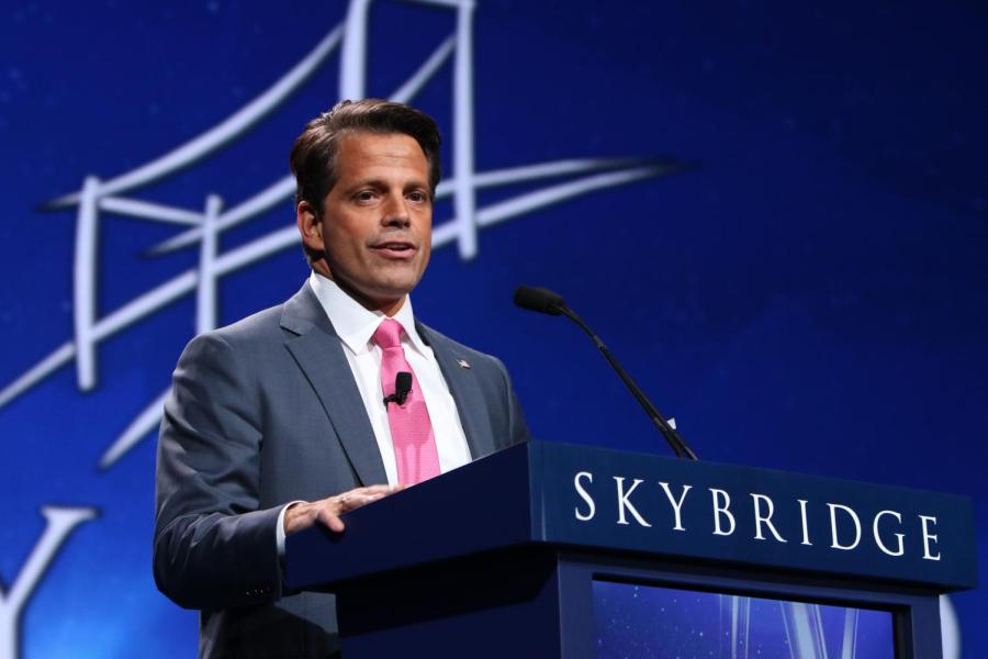 College Republicans to Host Former Trump Communications Director Anthony Scaramucci
