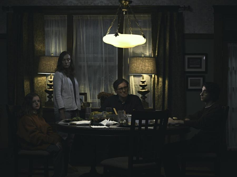 Toni Collette stars as the matriarch of the Graham family in A24's new horror film