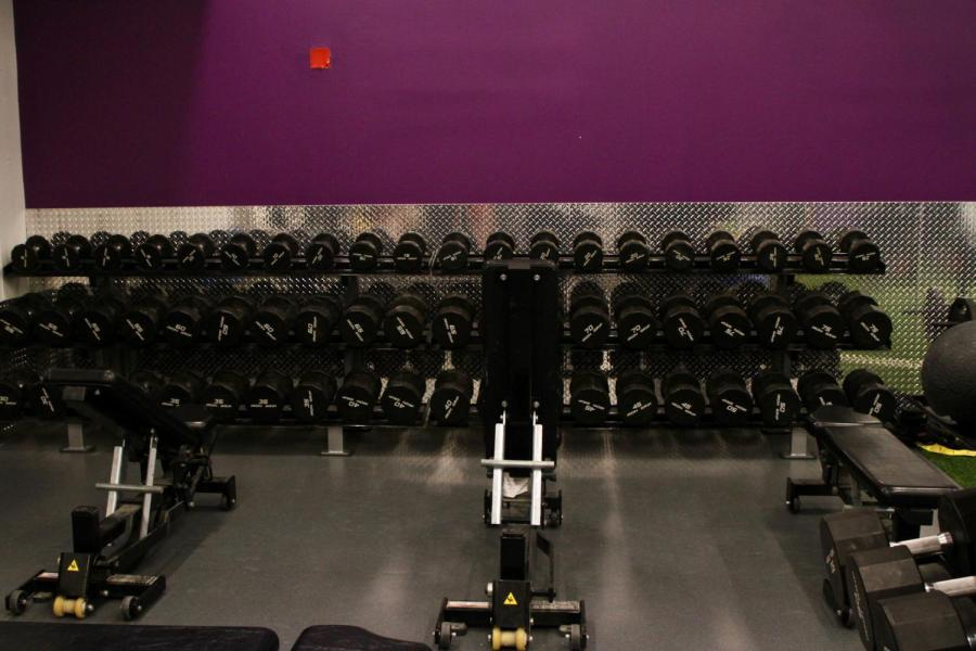 A look inside Palladium's exclusive gym for NYU athletes.