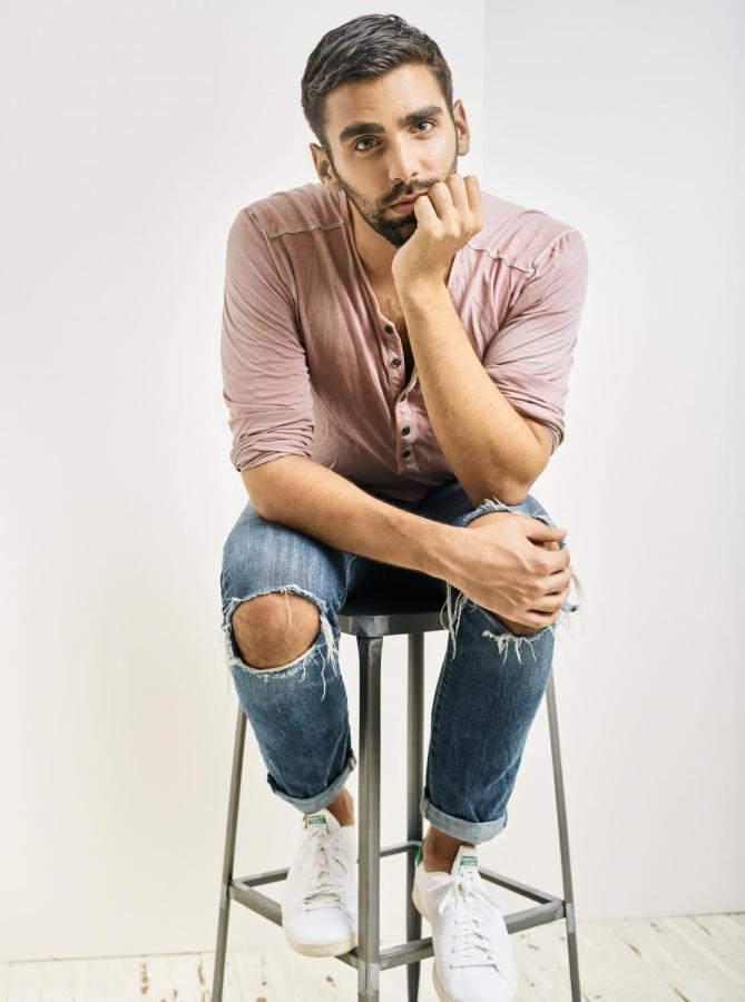 Phillip Picardi (Gallatin '12) is the chief content officer for Teen Vogue and them.