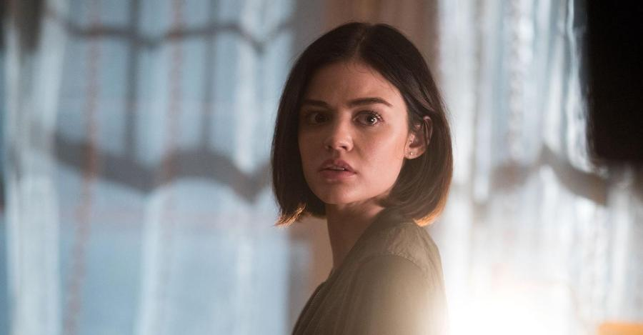 Lucy Hale stars in a new, twisted game of Truth or Dare.