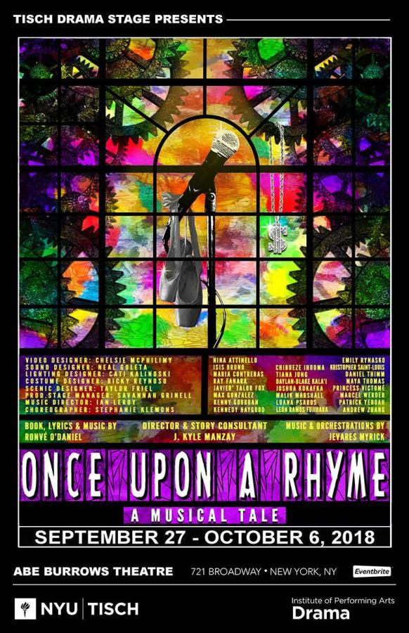 Once+Upon+A+Rhyme+runs+through+Oct.+6+at+the+Abe+Burrows+Theater.