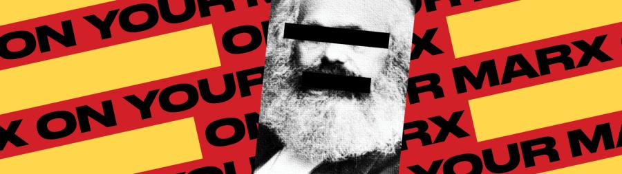 The+poster+for+the+Karl+Marx+Festival.+%28Courtesy+of+Skirball+Center%29