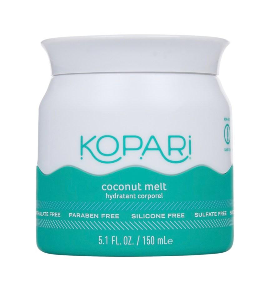 Organic Coconut Melt from Kopari Beauty. (via koparibeauty.com)