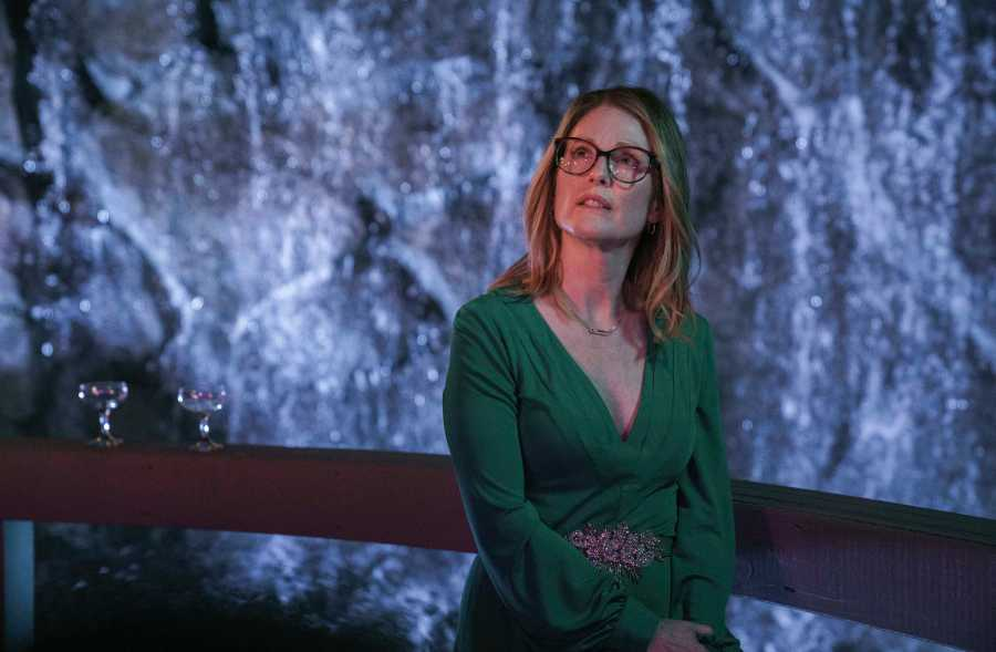 Julianne Moore starring in the 2018 film Gloria Bell. (Courtesy of A24)