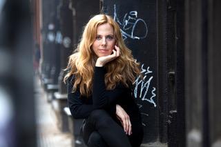 Deborah Landau, poet and director of NYU's Creative Writing Program. Her new book,