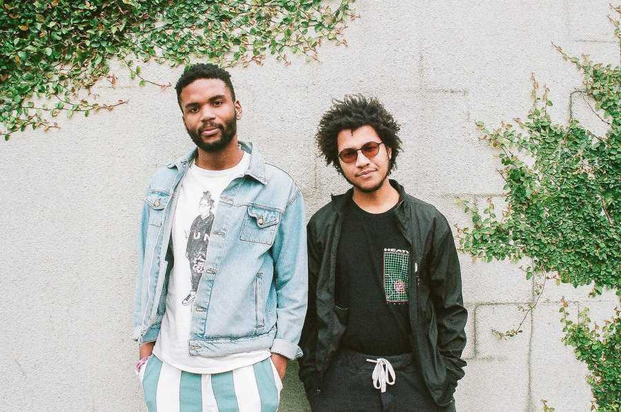 Bathe, a Brooklyn-based duo, performed during NYU Strawberry Festival. (via Twitter)