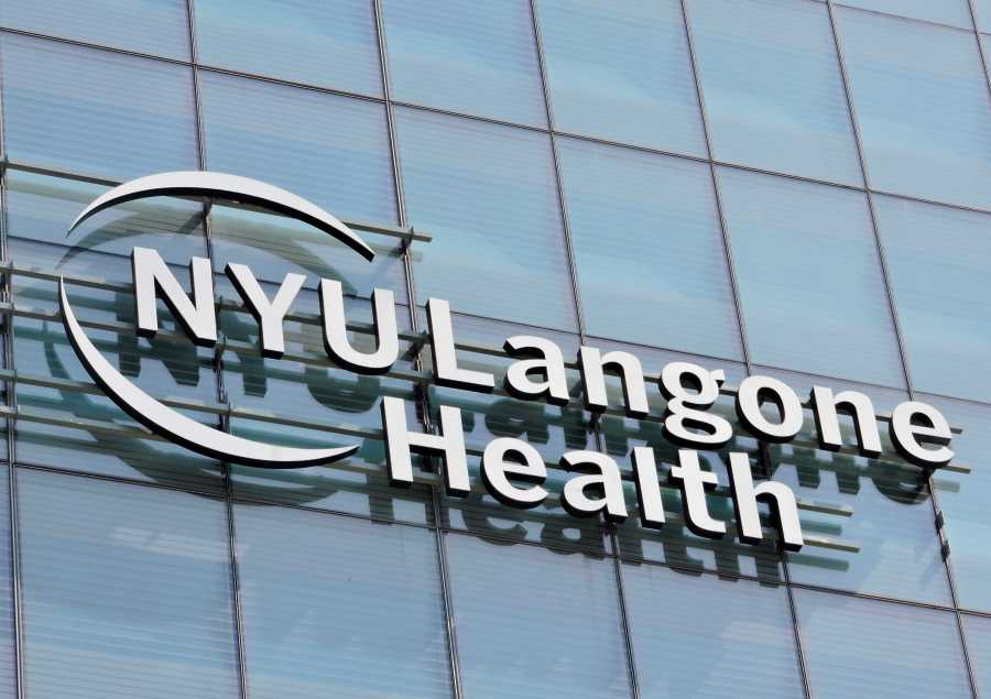 NYU Langone Health.  A physician's assistant from NYU Langone filed lawsuit when he got fired after having multiple surgeries. (Staff Photo by Nina Schifano)