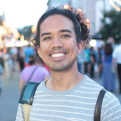 Tisch professor Chris Chan Roberson has worked extensively in the film industry before teaching at NYU. (Via NYU Tisch)