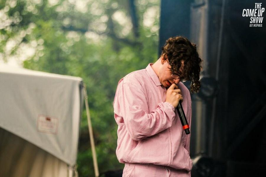 Jack+Harlow+during+The+Come+Up+Show+in+2018.+Harlow+is+a+rising+American+rapper+from+Louisville+and+is+now+on+The+Mission+Tour.+%28via+Flickr%29