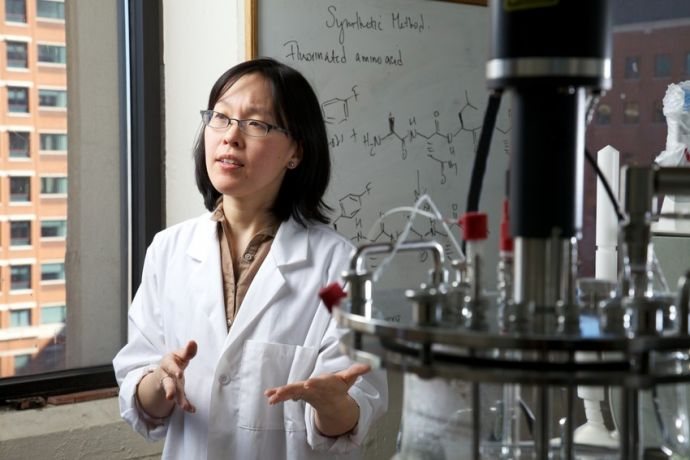 Jin+Kim+Montclare%2C+Associate+Professor+of+Chemical+and+Biomolecular+Engineering%2C+led+a+team+at+NYU%E2%80%99s+Tandon+School+of+Engineering+to+design+new+protein+for+regenerative+medicine.+%28via+NYU%29