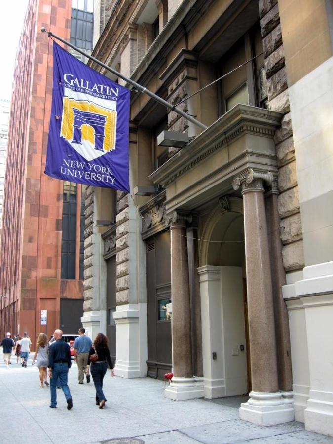 Gallatin is welcoming new winners of its human rights scholarship. (via Wikimedia)