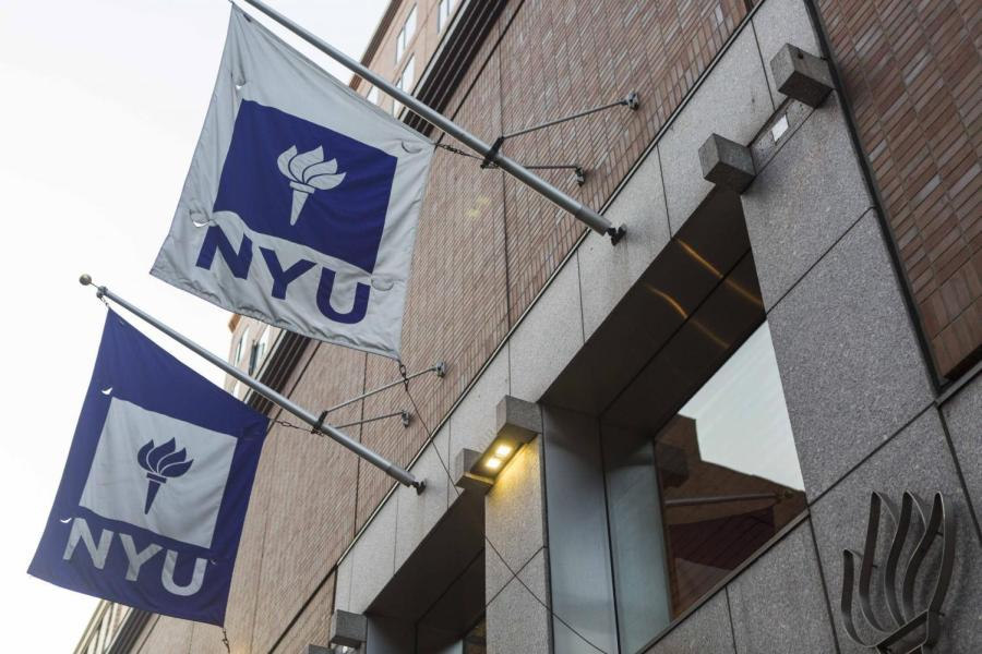 NYU faces complaints from a student filed in April about not addressing anti-Semitism enough on campus. (Photo by Anna Letson)