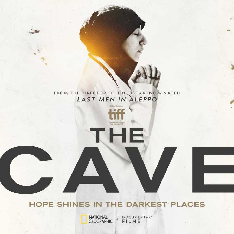 The Cave, a Syria documentary directed by Feras Fayyad, screened in 2019 Toronto International Film Festival. (via Facebook)