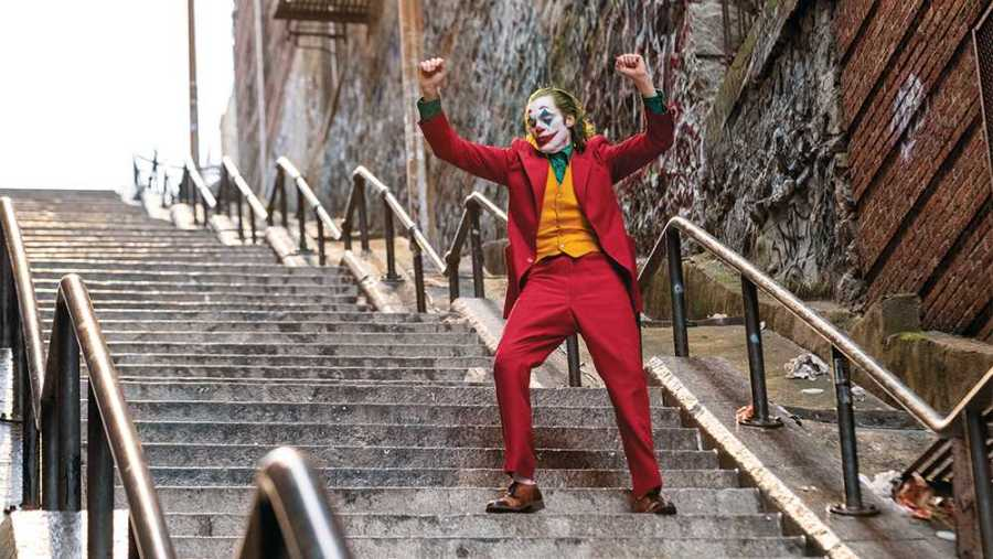 From Mamma Mia! to Joker, the Arts Desk recommends several last-minute, movie-inspired costumes for Halloween. (via Warner Bros)