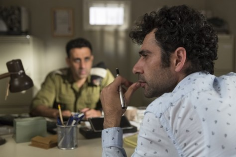 Tel Aviv on Fire is a romantic soap opera focusing on the years before the 1967 Arab-Israeli Six-Day War. (Photo by Patricia Peribañez via Cohen Media Group)