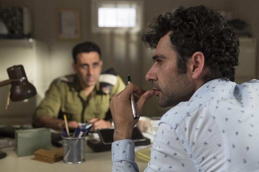 Tel+Aviv+on+Fire+is+a+romantic+soap+opera+focusing+on+the+years+before+the+1967+Arab-Israeli+Six-Day+War.+%28Photo+by+Patricia+Periba%C3%B1ez+via+Cohen+Media+Group%29+