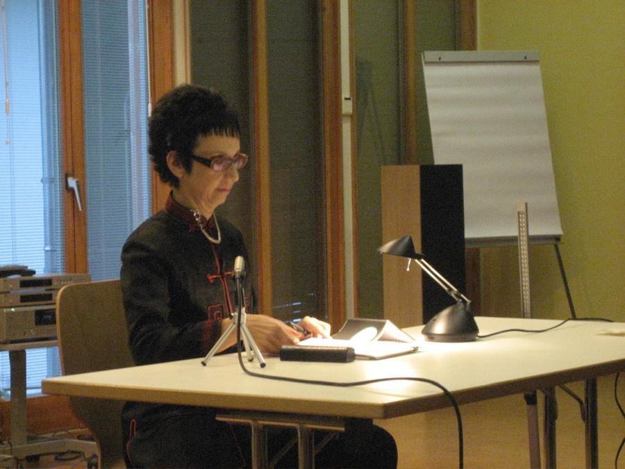 Professor Avital Ronell is returning to teaching in Fall 2020, after a leave of absence during the previous semester. (Image via Wikimedia Commons)