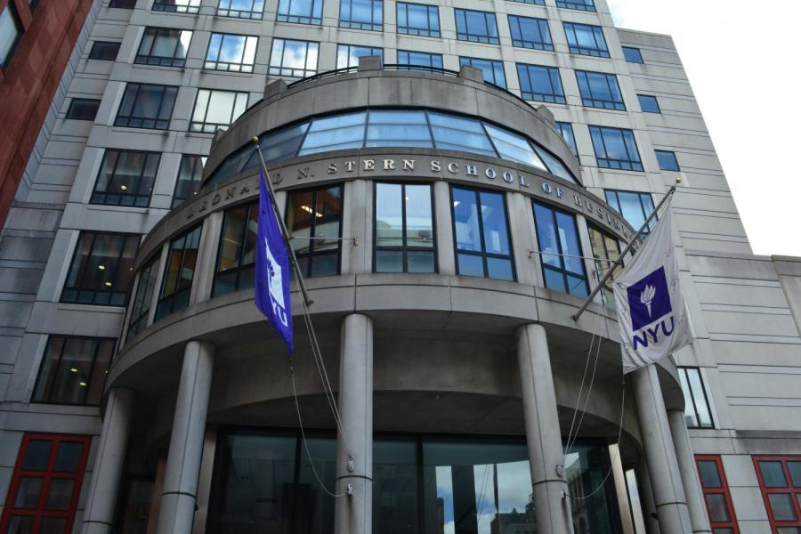 Located on West 4th Street, the Leonard N. Stern School of Business is the business school of New York University. Stern recently received a STEM designation to help out international MBA students.(Photo by Manasa Gudavalli)
