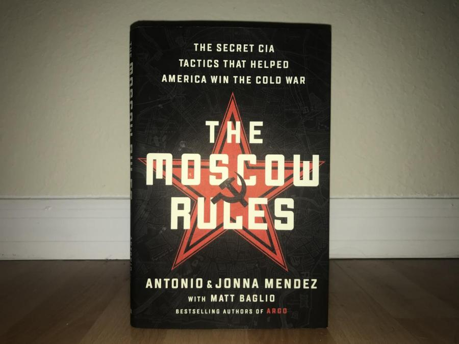 %22The+Moscow+Rules%22+is+a+2019+novel+about+the+Cold+War+written+by+Antonio+and+Jonna+Mendez%2C+two+of+the+most+decorated+CIA+officers.+Through+their+command+of+language+and+compelling+narratives%2C+Jonna+and+Tony+Mendez+capture+the+innovation+of+CIA+operations+that+occurred+at+the+core+of+America%E2%80%99s+adversary.+%28Staff+Photo+by+Nicole+Chiarella%29