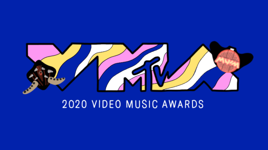 MTV%E2%80%99s+Video+Music+Awards+ran+on+August+30th+without+an+audience.+Though+a+year+of+many+firsts%2C+the+37th+VMAs+viewership+continues+to+drop+despite+an+increased+effort+in+attempting+to+make+the+show+interesting+and+engaging.+%28Staff+Illustration+by+Chelsea+Li%29