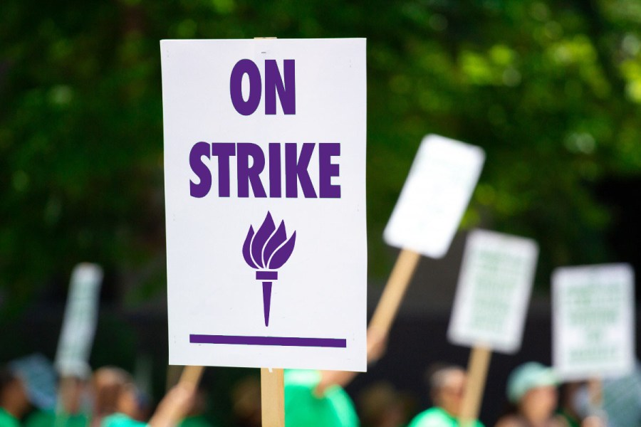 A joint movement of professors across the United States will be absent from their posts for a 2-day strike. Their efforts echo the NBA's actions in protesting police violence. (Image by Martin Lopez, Staff Edit by Leo Sheingate)