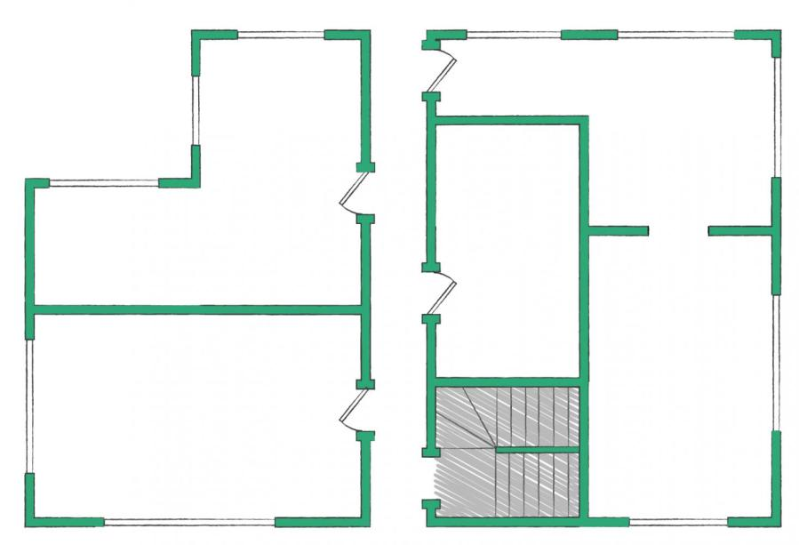 Blueprinted Memories: An NYU Floor Plan