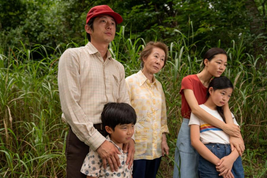 %22Minari%22+is+an+Oscar-nominated+semi-autobiographical+American+drama+film+written+and+directed+by+Lee+Isaac+Chung.+It+follows+a+family+of+South+Korean+immigrants+as+they+try+to+navigate+their+way+in+the+1980s+rural+United+States.+%28Courtesy+of+A24%29