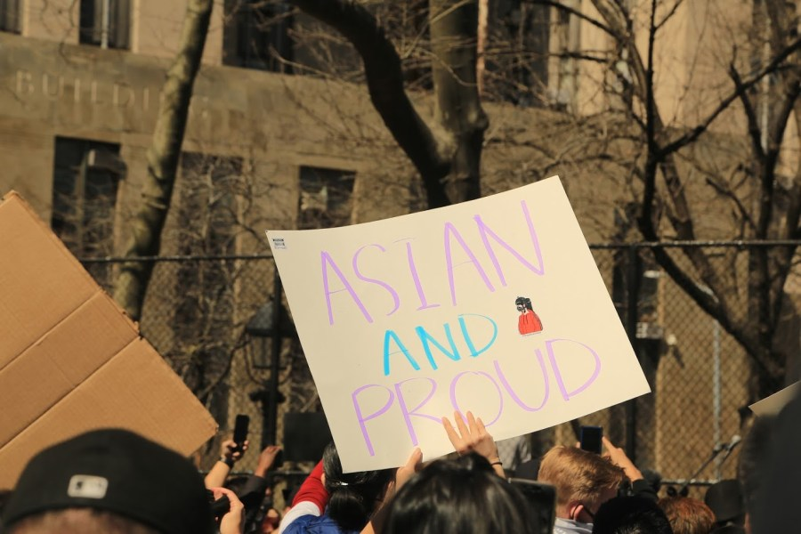 NYU students of Asian and Pacific Islander descent are sharing their experiences with racism in New York City during the pandemic. The past year's pandemic-related hate has targeted some students under the AAPI umbrella while sparing others, causing some who have not faced heightened racism to question whether they count as AAPI. (Photo by Suhail Gharaibeh)