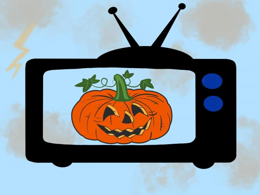 Struggling to find something to watch this spooky season? The arts desk has compiled a binge list of 31 Halloween movies, one for each day of October. (Staff Illustration by Manasa Gudavalli)