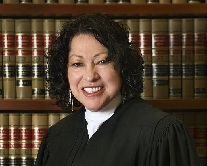 Supreme Court Justice Sonia Sotomayor recently spoke at an event for NYU Law's Center for Diversity, Inclusion, and Belonging. Sotomayor offered insights on diversity and gender bias in the Supreme Court. (Image via Wikimedia Commons)