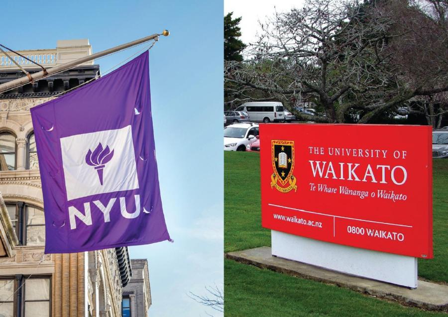 The Andrew W. Mellon Foundation awarded $750,000 to NYU and the University of Waikato. This grant funds a project that aims to protect the cultural knowledge and heritage of Native Americans, Māori and other First Nations communities. (Photo by Lauren Sanchez, Image via Wikimedia Commons)