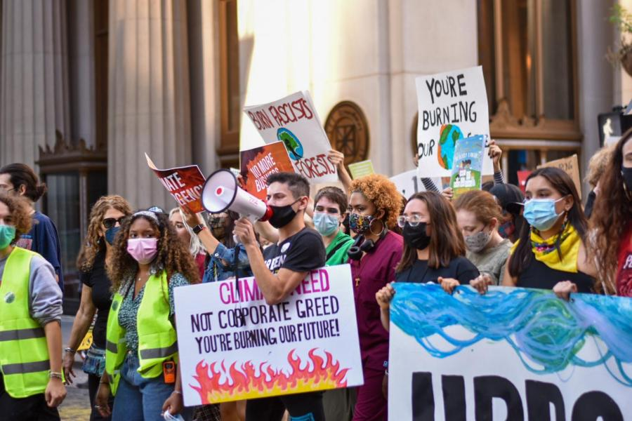 The UN has done more than most realize to curb the effects of climate change. The organization is set to commence the Climate Change Conference on Oct. 31. (Photo by Camila Ceballos)