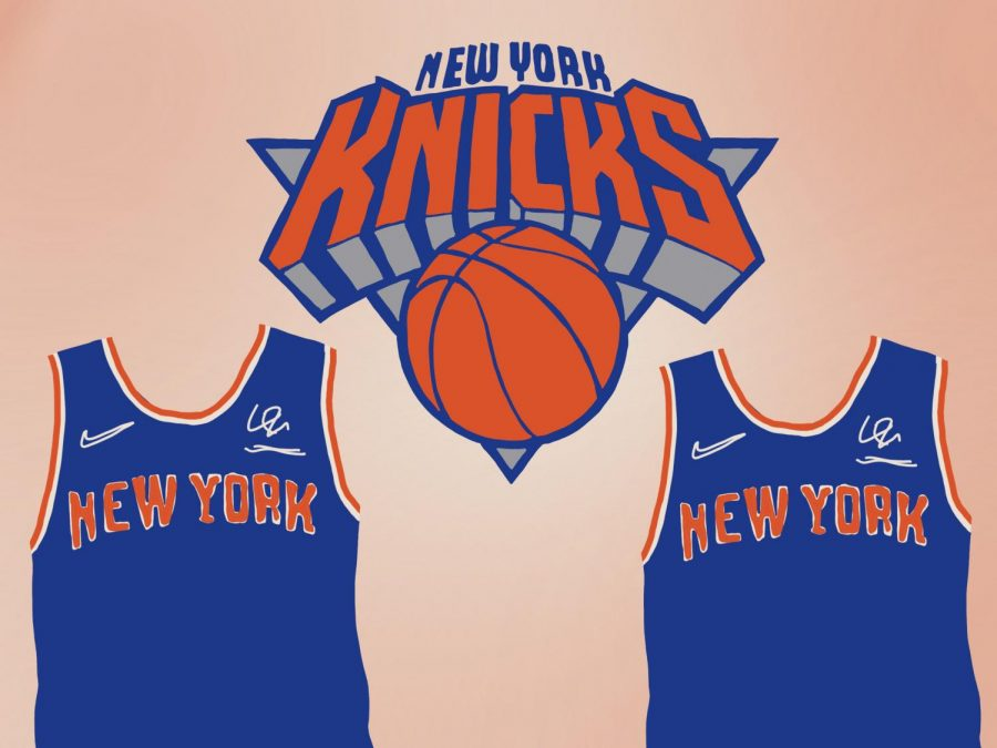 The New York Knicks surprised fans last season with their early success. Still, there are a number of steps that they could take in order to improve further this season. (Staff Illustration by Manasa Gudavalli)
