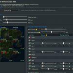 Interface utilisateur TerraTool