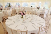 Elements of the Reception Table Setting | NYC Wedding Blog ...