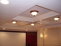 Coffered Ceilings  NY | Woodworking