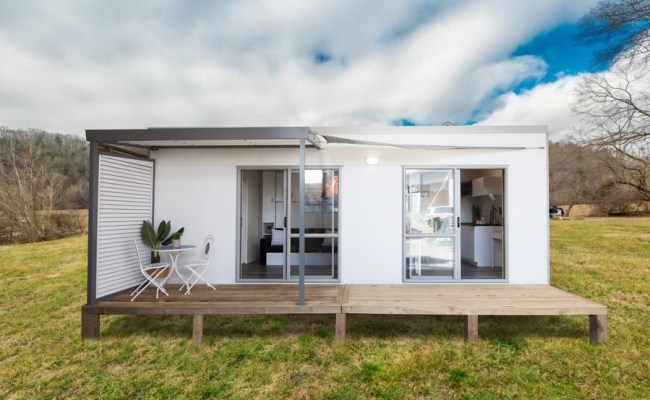 Premium Tiny Homes Builder In Auckland