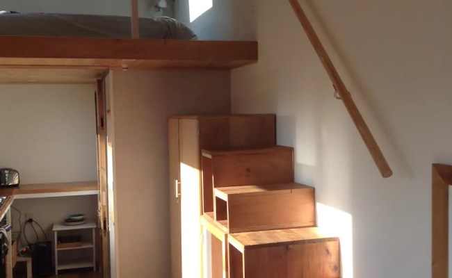 Tiny House For Rent In Christchurch